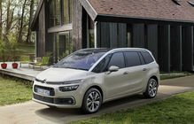 Citroen Grand C4 Spacetourer facelift