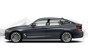 Seria 3 Gran Turismo facelift