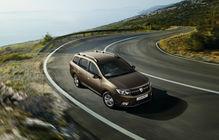 Dacia Logan MCV facelift