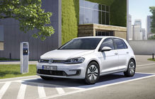 Volkswagen e-Golf facelift