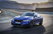 Poze BMW M4 Coupe facelift