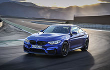 BMW M4 Coupe facelift