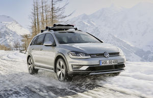 Golf Alltrack facelift