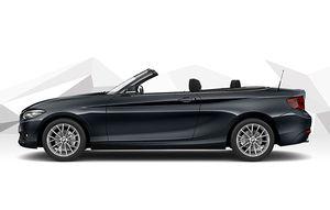 Seria 2 Cabriolet facelift