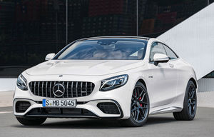 Clasa S AMG Coupe facelift