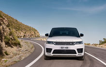Range Rover Range Rover Sport facelift