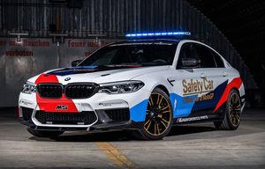 M5 MotoGP Safety Car 2018