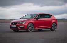 SEAT Leon Cupra facelift