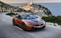 Poze BMW i8 Roadster