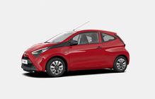 Toyota Aygo (3 usi) facelift