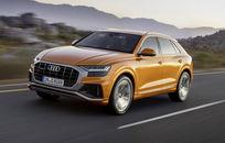 Poze Audi Q8