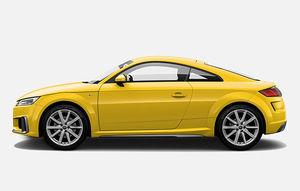 TT Coupe facelift