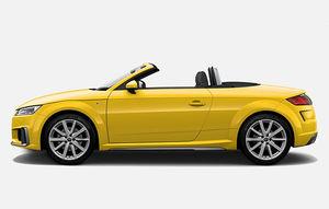 TT Roadster facelift