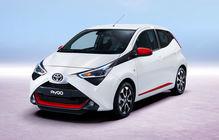 Toyota Aygo (5 usi) facelift