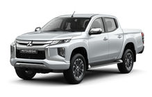 Mitsubishi  L200 facelift
