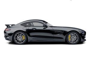 AMG GT facelift