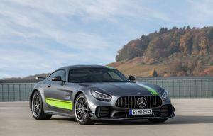Mercedes-AMG GT R Pro facelift