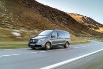 Mercedes-Benz Clasa V facelift