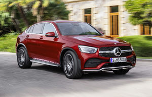 GLC Coupe facelift