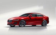 Jaguar XE facelift