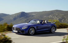 Mercedes-Benz AMG GT Roadster facelift