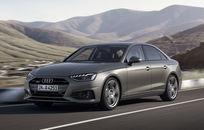 Poze Audi A4 facelift