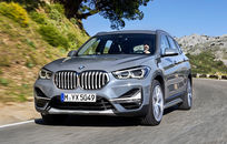 Poze BMW X1 facelift