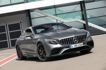 Mercedes-Benz Clasa S Coupe AMG