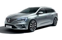 Renault Megane Estate facelift