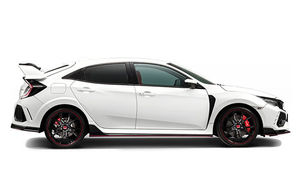 Civic Type R facelift
