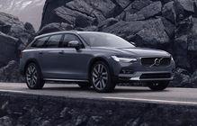 Volvo V90 Cross Country facelift
