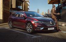Renault Talisman Estate facelift