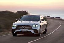 Mercedes-Benz Clasa E facelift