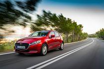 Mazda Mazda 2 facelift