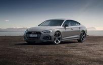 Poze Audi A5 Sportback facelift