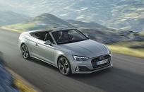 Poze Audi A5 Cabrio facelift