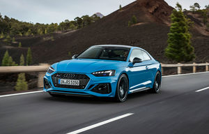 RS5 Coupe facelift