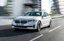 BMW Seria 5 facelift