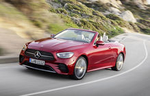 Mercedes-Benz Clasa E Cabriolet facelift
