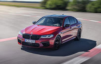 Poze BMW M5 facelift
