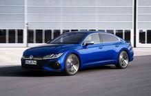 Volkswagen Arteon R facelift