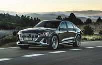 Poze Audi e-tron S Sportback
