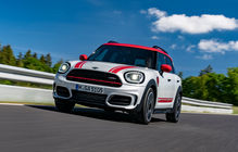 MINI Countryman JCW facelift