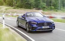 Mercedes-Benz Clasa E Cabriolet AMG facelift