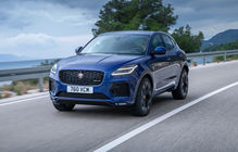 Jaguar E-Pace facelift