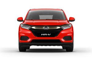 HR-V facelift