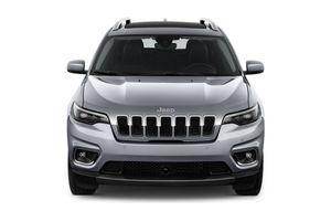 Cherokee facelift