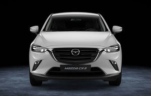 CX-3 facelift