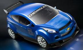 Chevy WTCC Ultra Concept