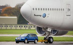 A tractat un Boeing de 155 de tone!